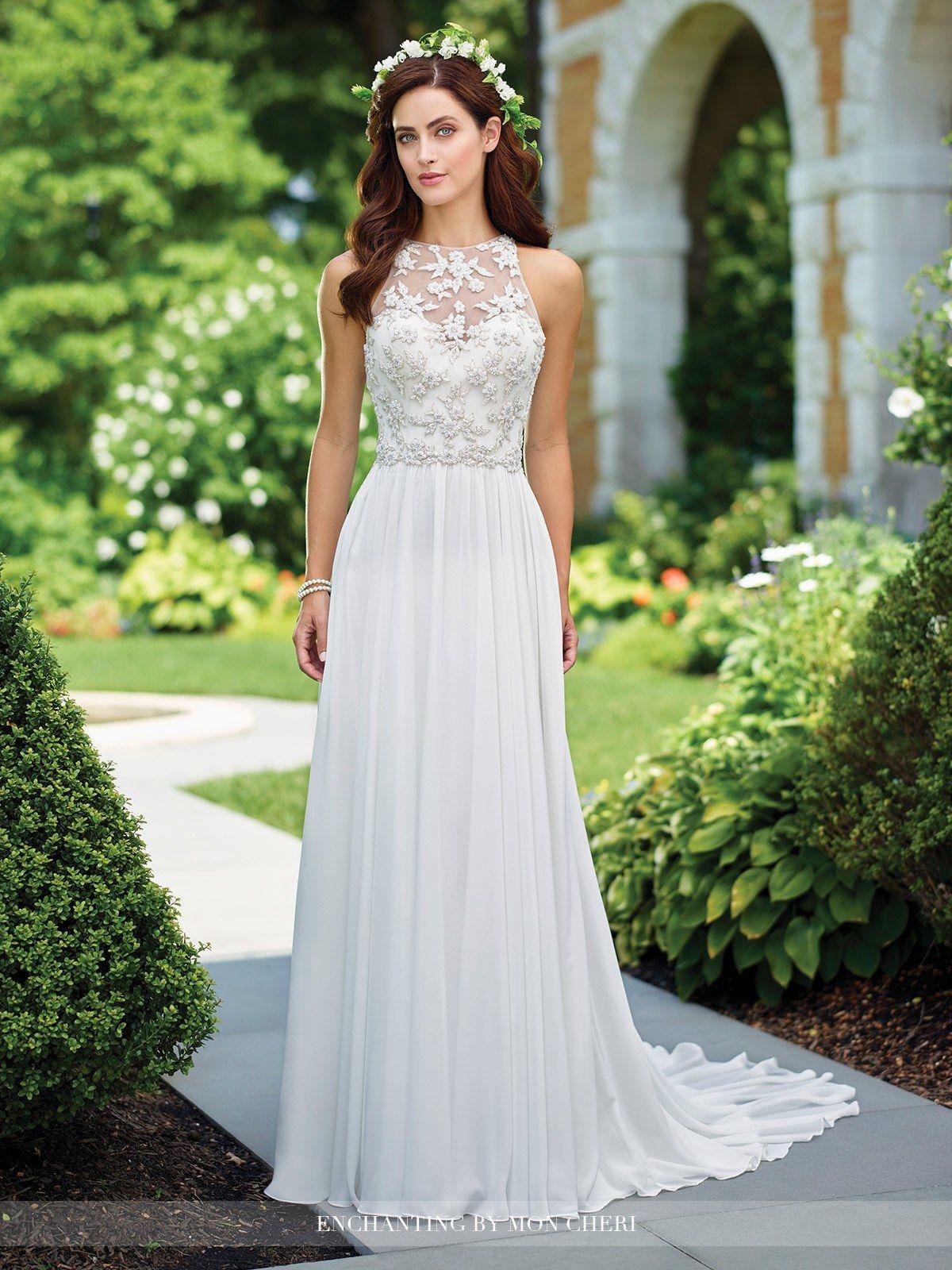 47b6870480 60 Best Wedding Dresses for Pear Shapes   Brides   Vestidos de novia ...