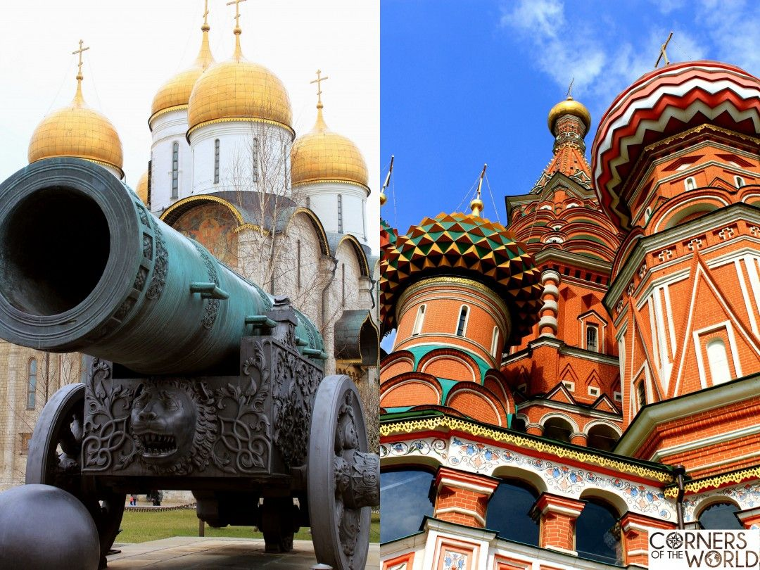 Moskou On A Budget Cannon Budgeting World