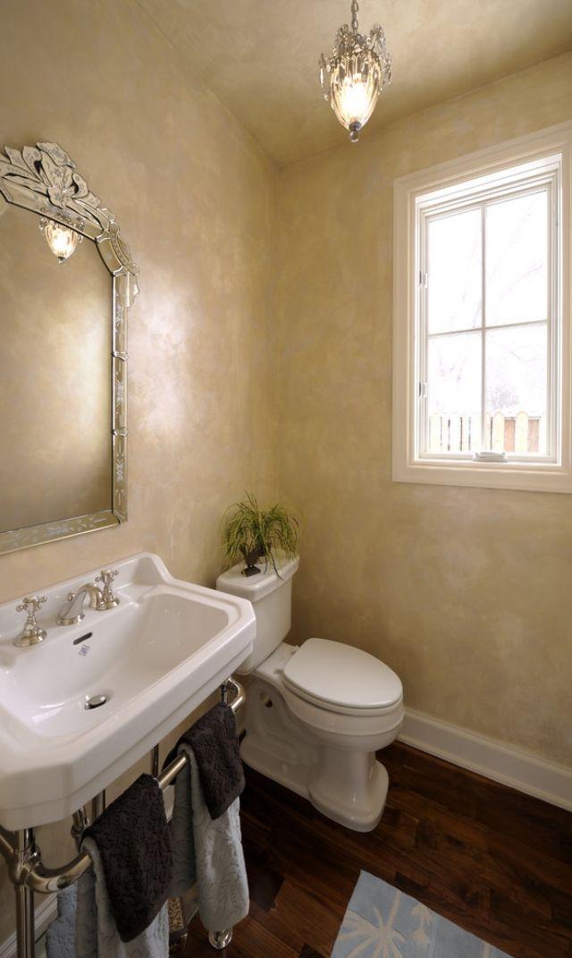 Badezimmer ohne Fliesen- Wände und Boden mal anders gestalten Bad - badezimmer ohne fliesen