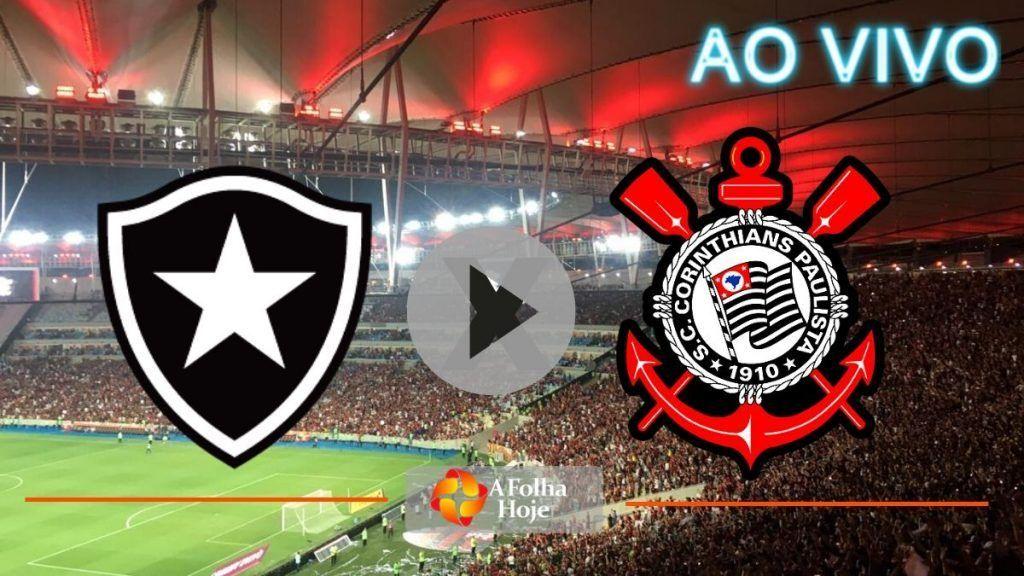 Veja Como Assistir Jogo Do Botafogo X Corinthians Ao Vivo Na