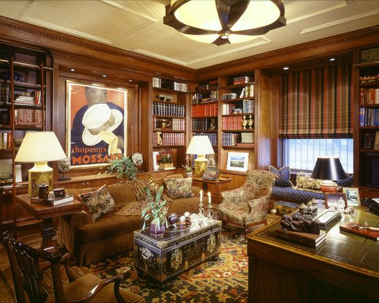 Traditional Home Office Home Office Design Pictures Remodel