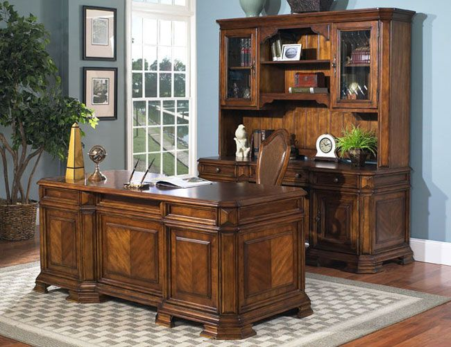 Home Office Desk/Credenza