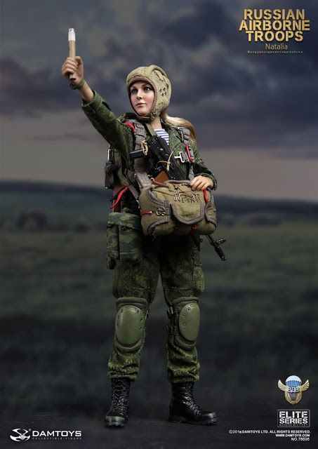 1//6 Scale Female Military Gloves Set for 12 inch Female Action Figures Body