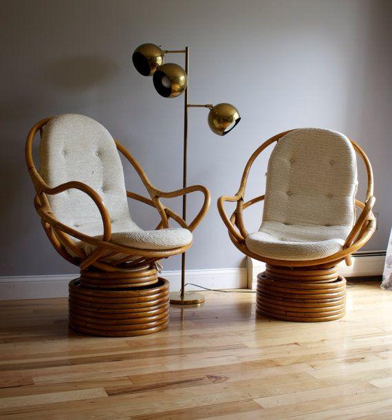 Indoor Terraza Muebles De Bambú Silla Ratan Y Sillas
