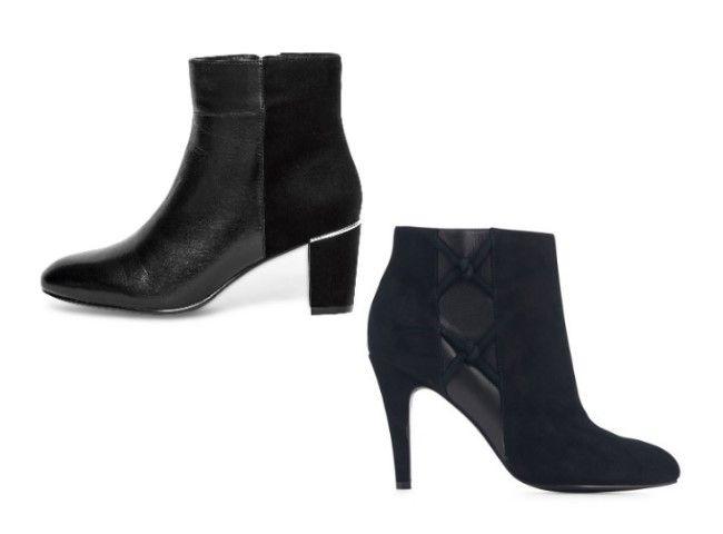 À Eram Noires Automne Minelli Boots Collection Talons TFc513JulK