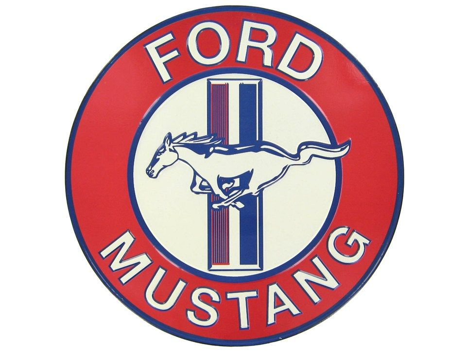 Vintage Ford Mustang Emblems And Logos Google Search