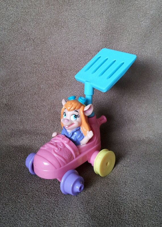 disney s rescue rangers mcdonald toy gadget i had a few of these