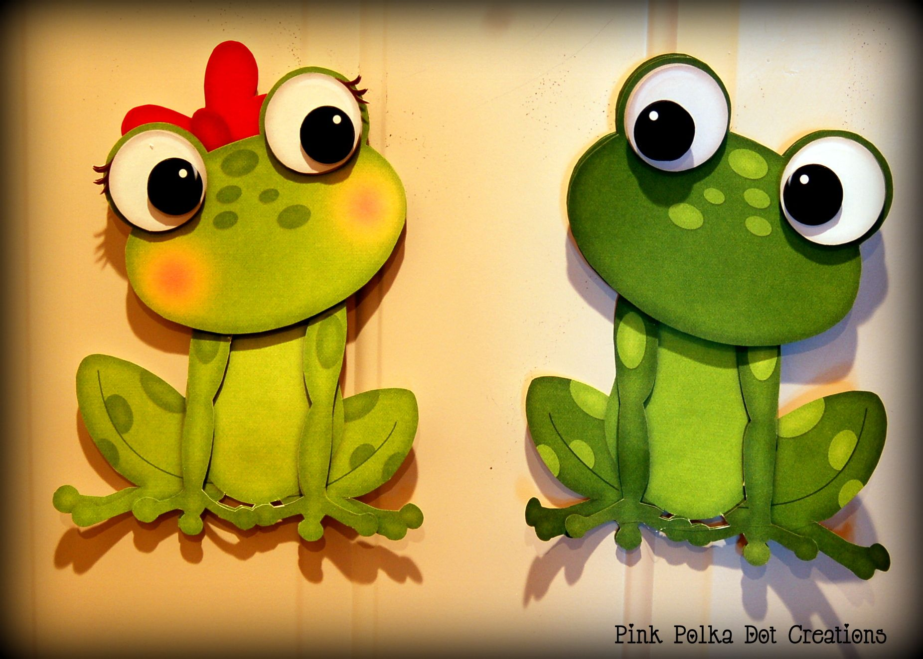 Cute frog patterns--girl and boy | Frog Cuties | Pinterest | Frogs ...