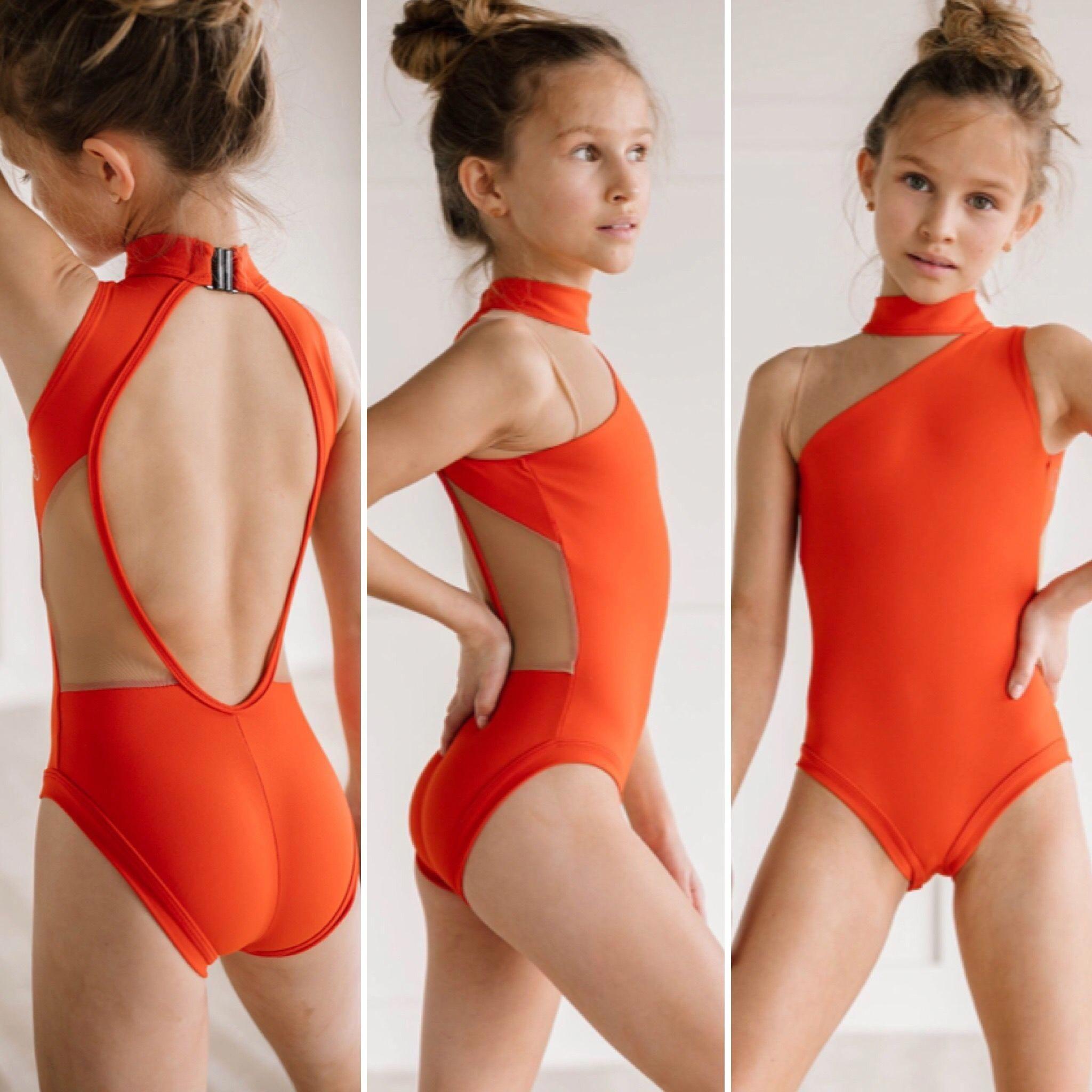 Bottoms Set Gym Leotards Kids Girls Crop Top Tankini Outfit Ballet Dance Tops