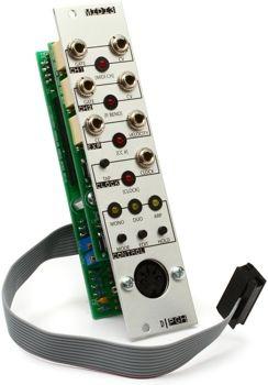 Pittsburgh Modular Midi 3 Eurorack Midi To Cv Converter Eurorack Converter Diy Case