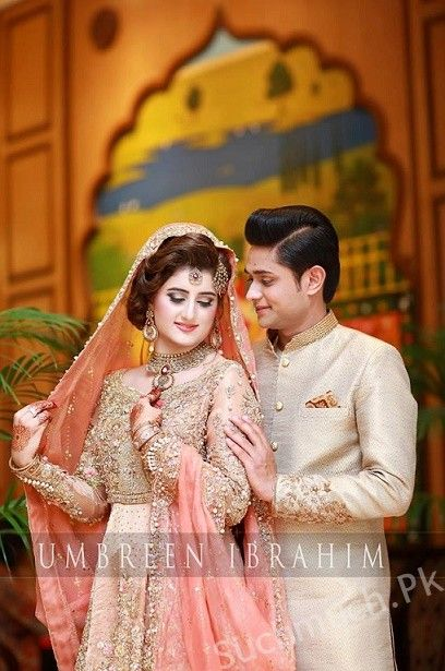 Pakistani Wedding Couple Photoshoot Engagement Nikkah Walima