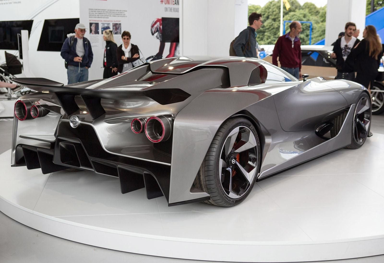 Next Nissan Gt R Could Resemble The Concept 2020 Vision Gran Turismo Concept Cars Super Cars Car