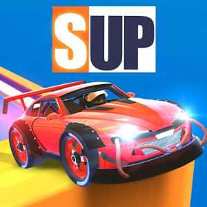 تحميل لعبة Download SUP Multiplayer Racing mod for android