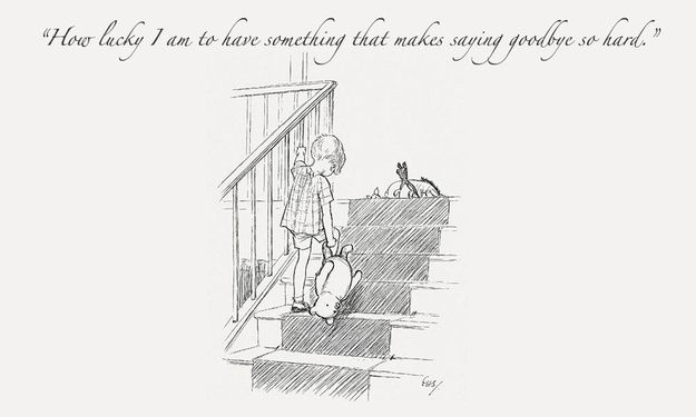 14 Beautiful Winnie The Pooh Quotes Quotes Pinterest Winnie