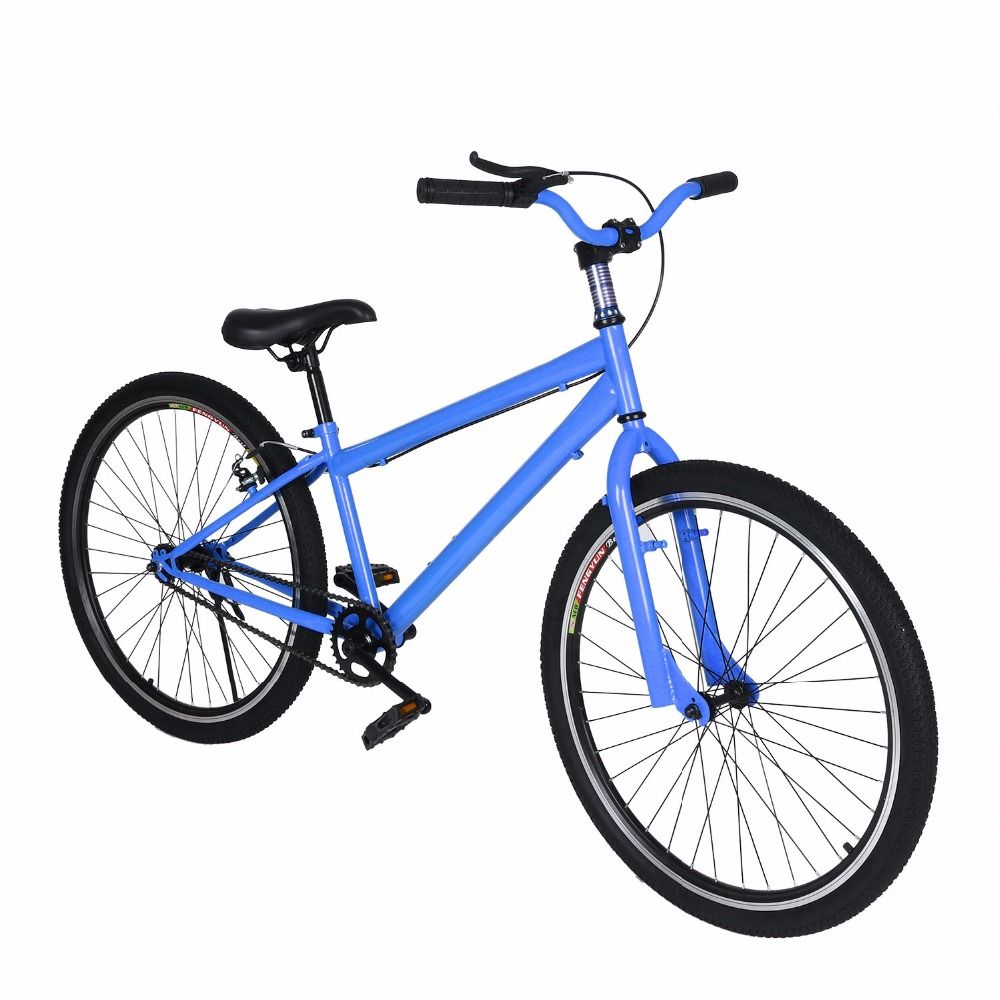 Brand Men Lightweight Mountain Bike Bicycle 26 Inch One Speed