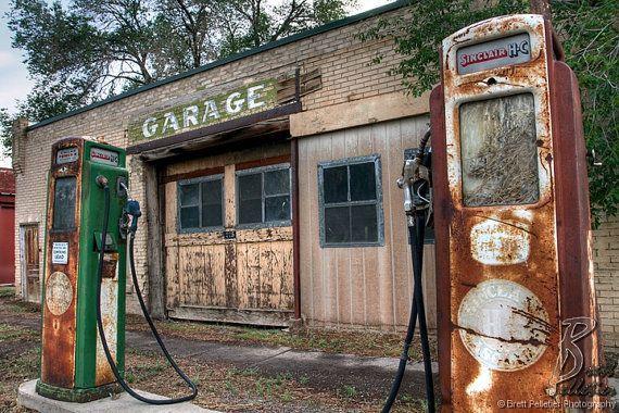 Vintage Service Stations | Old Service Stations
