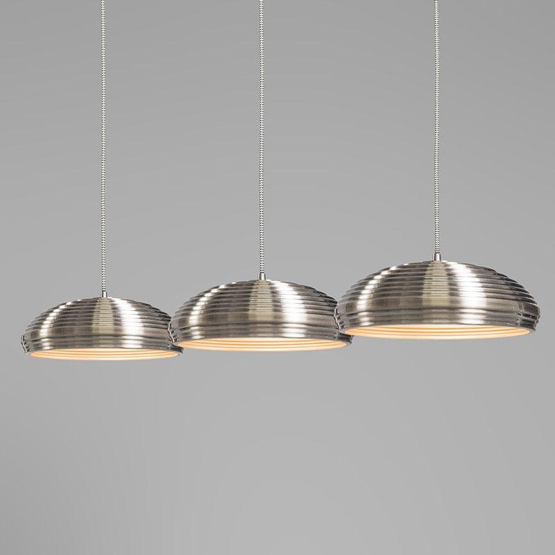 Pendelleuchte Modern hängele dish 3 stahl pendelleuchte modern inneneinrichtung