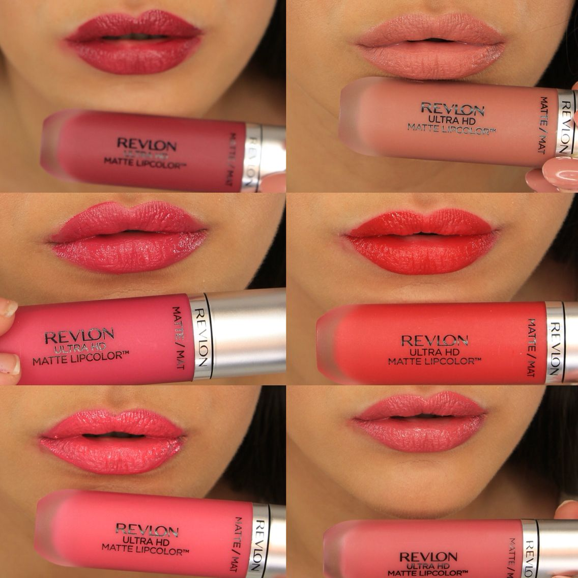 Revlon Ultra Hd Matte Lip Colors I Am In Love With This -3705