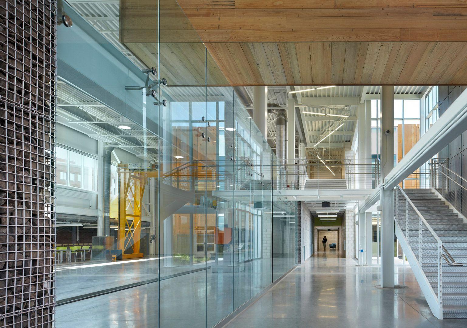 Umd Civil Engineering Building Architecture New Interior Design