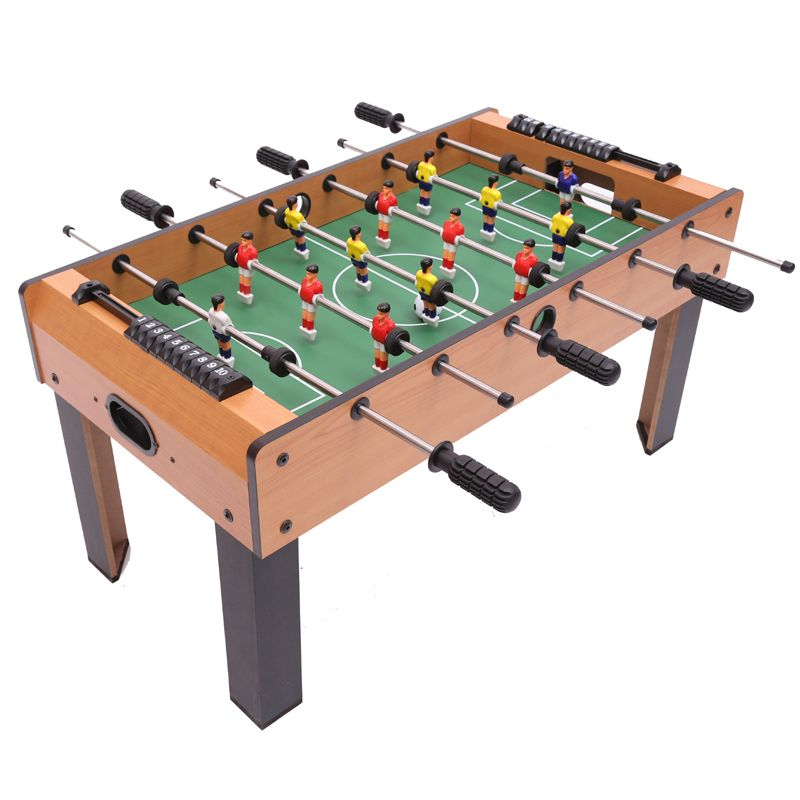 Free Shipping Table Soccer 6 Pole Bobby Children S Game Football Table Soccer Table Board Game Table Soccer Table Board Game Table Table Games