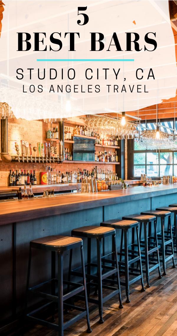 Top 5 Bars In Studio City Los Angeles Tiffy Diamond In 2020 Los Angeles Restaurants Studio City Los Angeles Bars