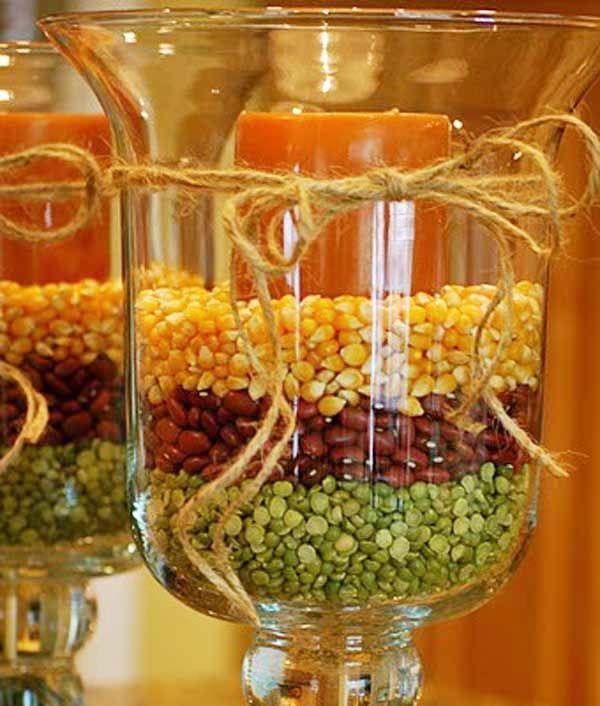 47 fabelhafte DIY-Ideen für Thanksgiving-Tischdekoration – Besten Haus Dekoration