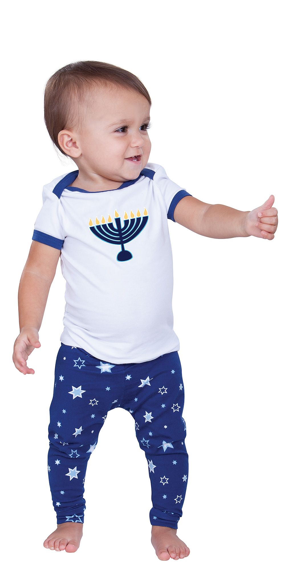 12fb2477 Chanukah Pajamas For the Whole Family from Jewitup.com | Baby and ...
