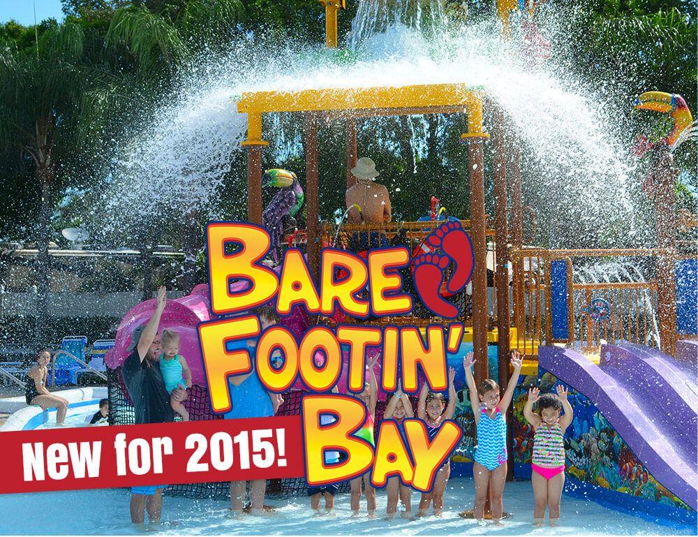 Rapids Water Park Florida S Premiere Family Slides Lazy River
