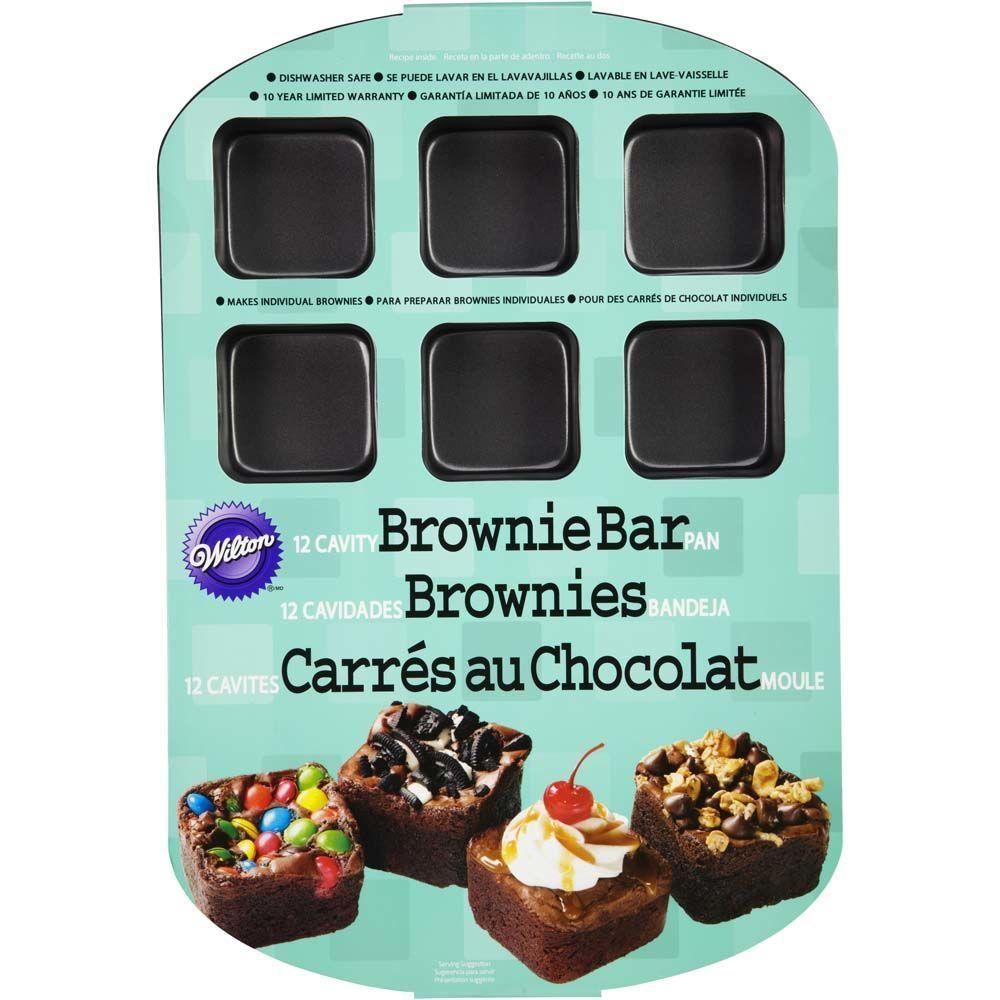 Brownie Bar Pan Food Home More Pinterest Brownie Bar Baking