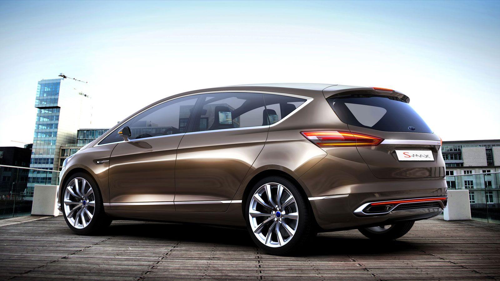 Ford S Max Concept Komt In 2016 Auto