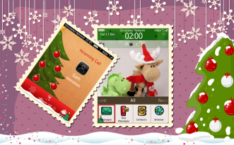 Cute Christmas Theme Banner