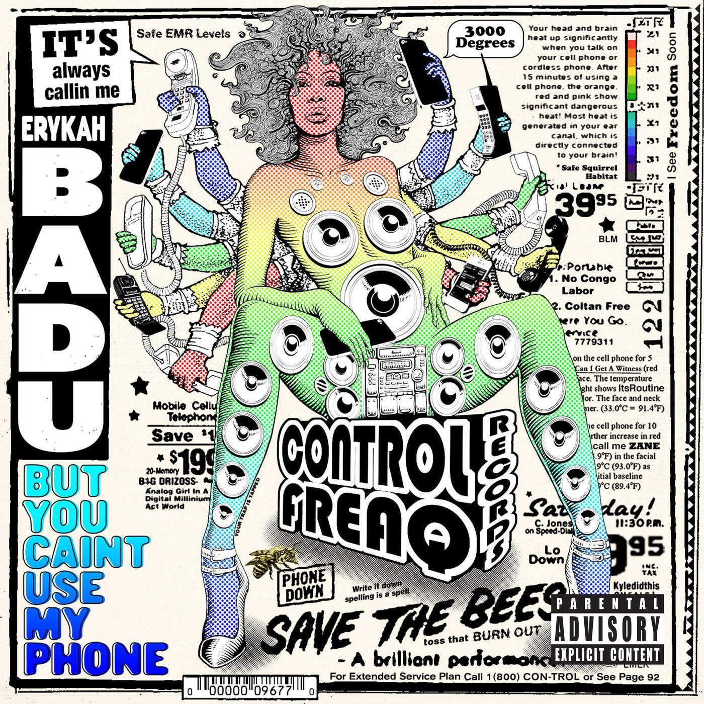 Erykah Badu / But You Caint Use My Phone