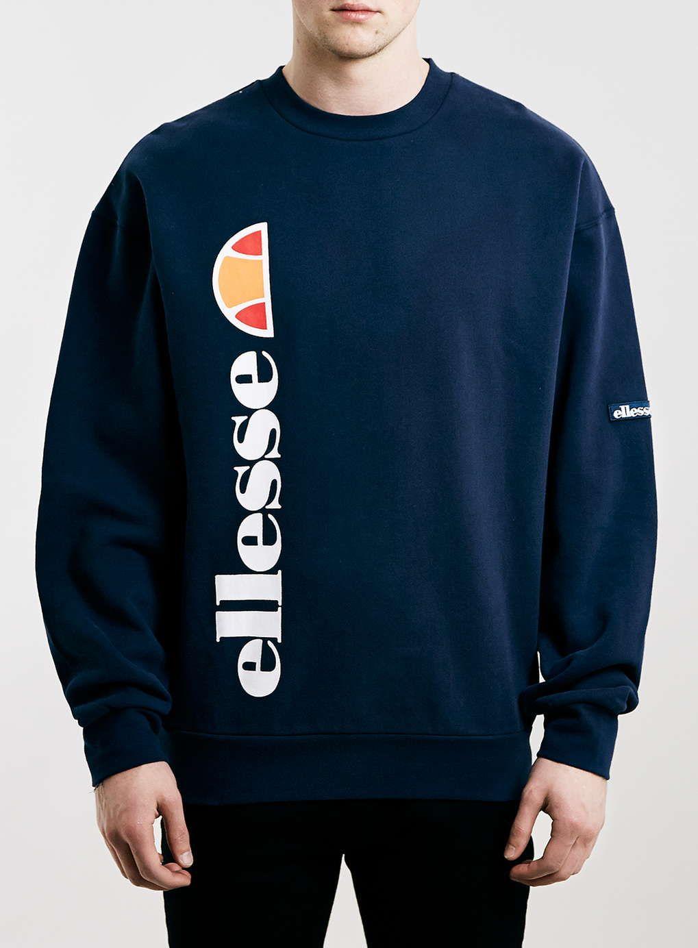 Ellesse Navy Sweatshirt | Ellesse
