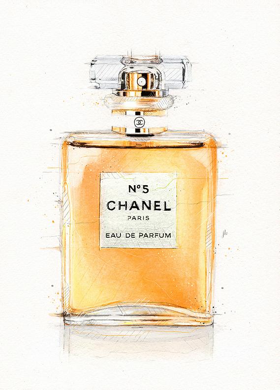 Eau De Parfum - Chanel by Jeremy Kyle f8961e3d53