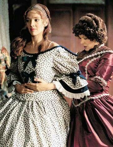 Matilde y la tia Prudencia...amor real