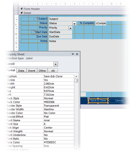 Microsoft Access Database Tutorial: Access VBA Code