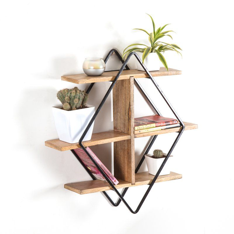 1pc Desktop Book Storage Rack Iron Triangular Bookshelf Organizing Shelf Bookcase New Rich And Magnificent File Tray Office & School Supplies
