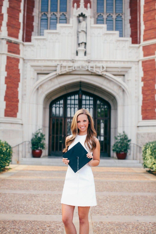 How to find the perfect graduation dress - SororityFashion.com #graduationdresscollege