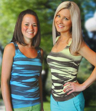 Use soft fabric spray from our partners at @SimplySpray and make this zebra stripe pattern in just a few simple steps!