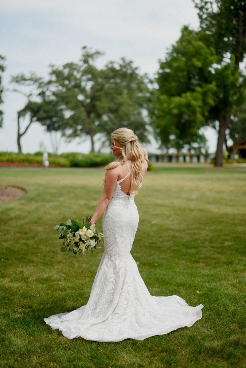 Style 6654 Lorelei Look Book Front | Wedding Dresses