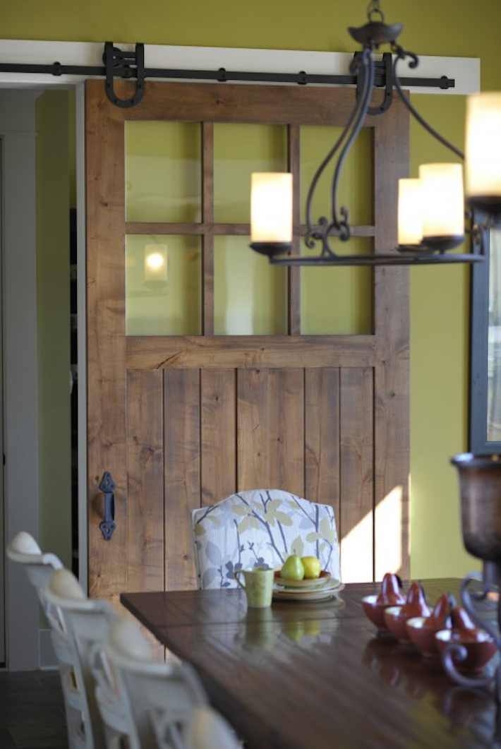 Barn Door Pallets