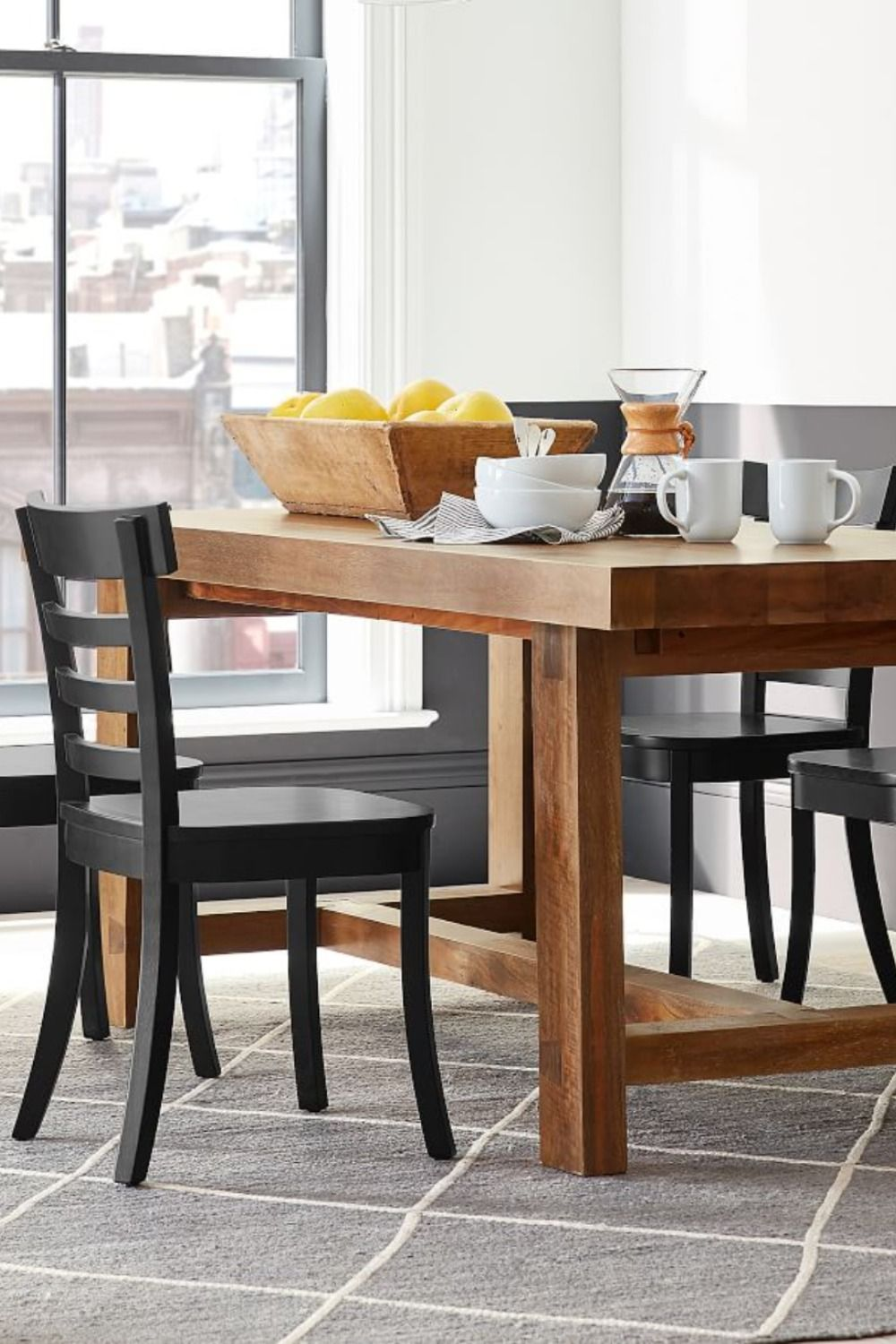 Small Spaces Image By Pottery Barn In 2020 Furniture For Small