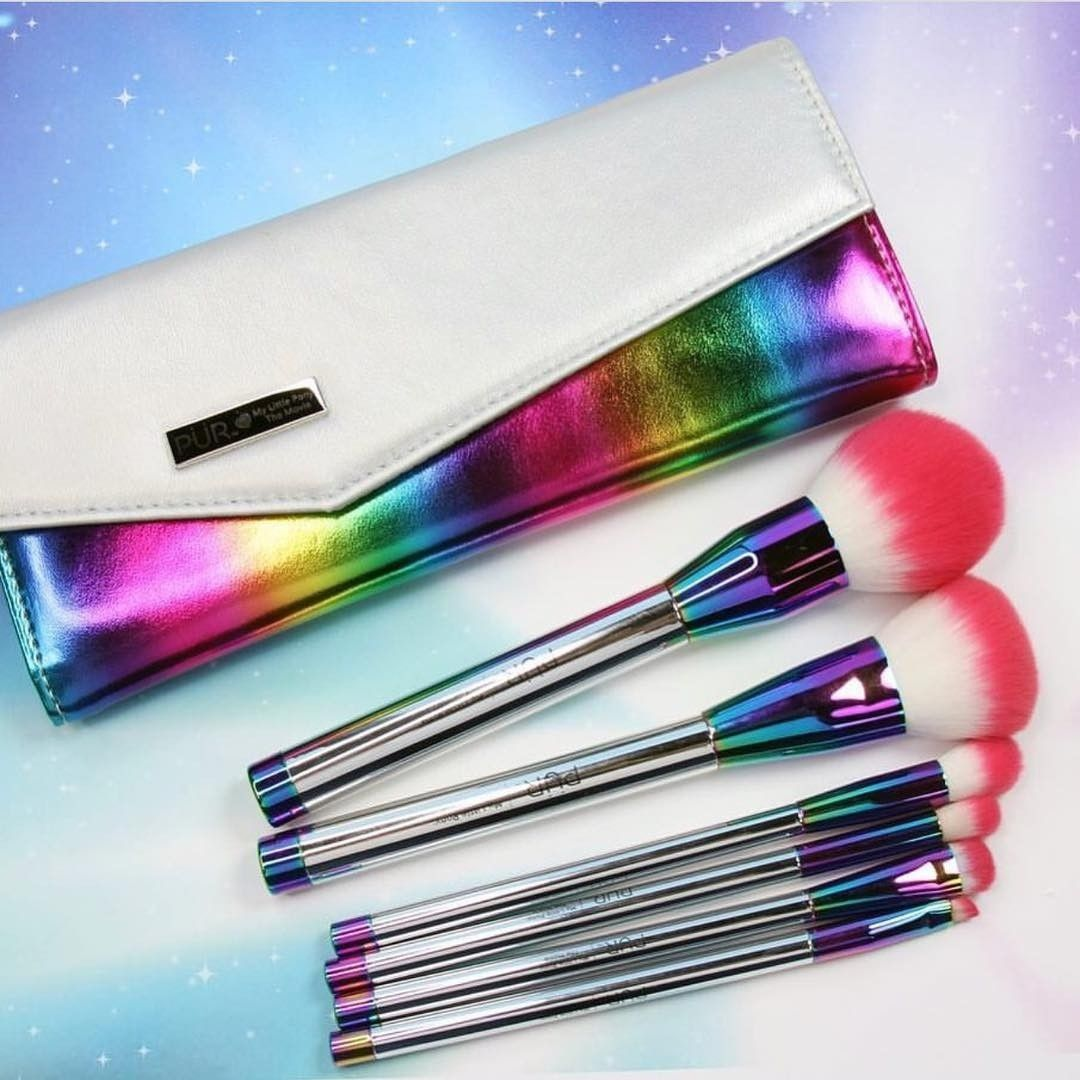 OMG: Cruelty-Free 'My Little Pony' Makeup Brushes | Pony ...