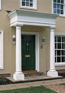 Georgian Porch Google House Period