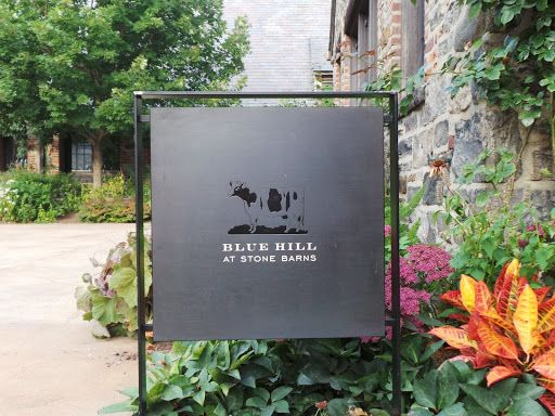 Blue Hill at Stone Barns - Pocantico Hills, New York