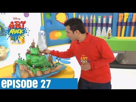 Coisas que Gosto Art Attack Season 2 Episode 27 Disney India Off