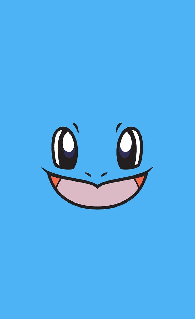 pokemon 3 cute bigface cartoon iphone wallpaper