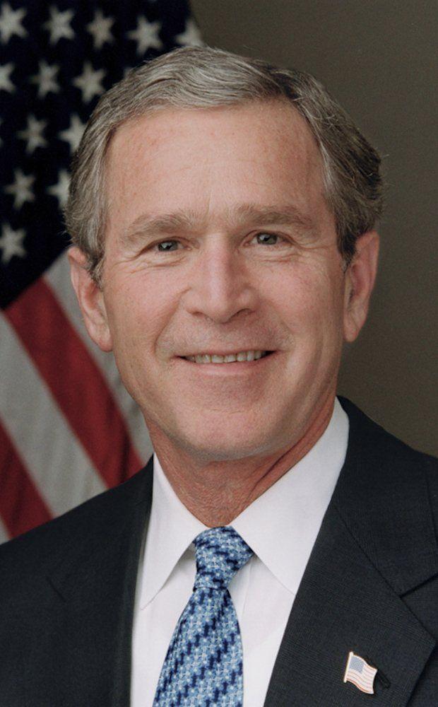 Portrait of George W. Bush | 43rd President George W. Bush | Pinterest | Portrait and Presidents