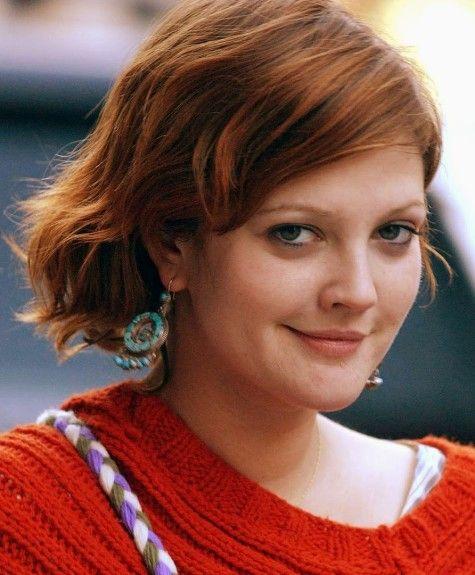 Drew Barrymore Short Red Hair E1396895008522 Jpg 475 575 Short Red Hair Short Hair Styles Red Hair
