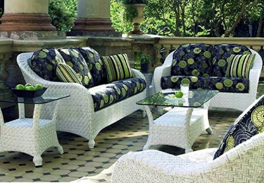 Beautiful Wicker Patio Furniture Sets Clearance